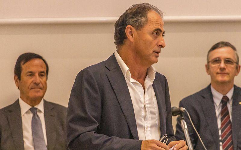 José Luis Córdoba participa en una actividad online de la Cátedra Cultural Moebius