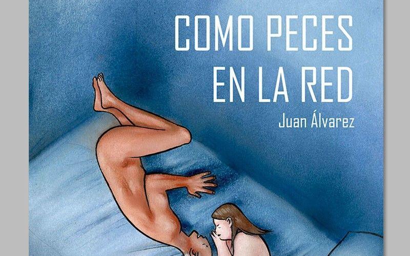 Juan Álvarez presentará 'Como peces en la red' en Santa Cruz Cómic