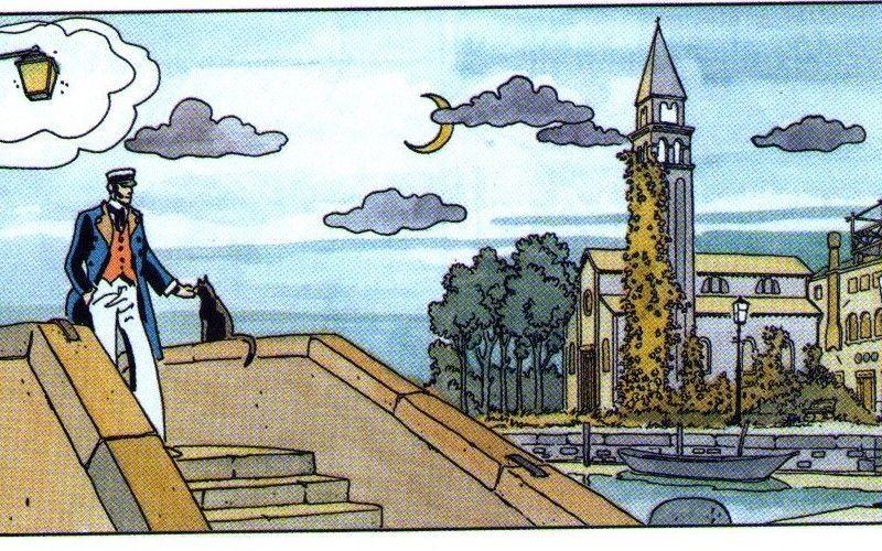 Santa Cruz Cómic abrirá una ventana al mar y los puertos a través de la ilustración