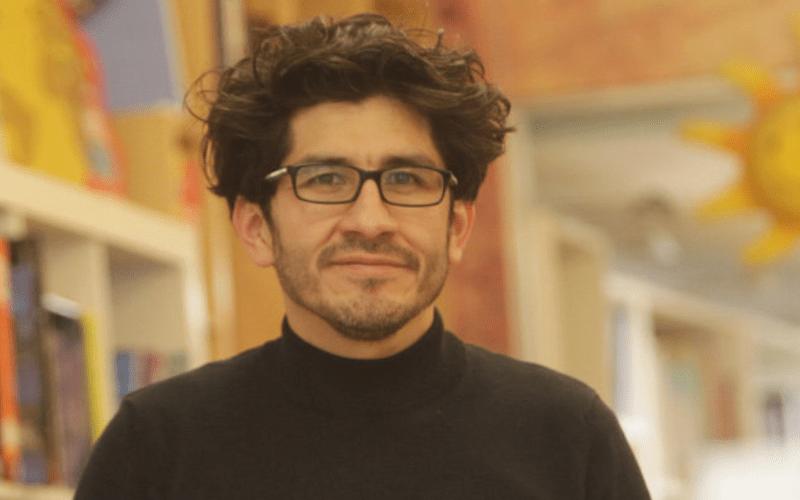 """Gabriel Pacheco: """"Los grandes textos evocan imágenes, lo que yo trato de evocar son palabras"""""""