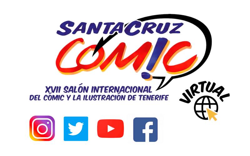 El Salón del Cómic de Tenerife supera los 4.000.000 de impactos en redes sociales a cuatro días de su clausura
