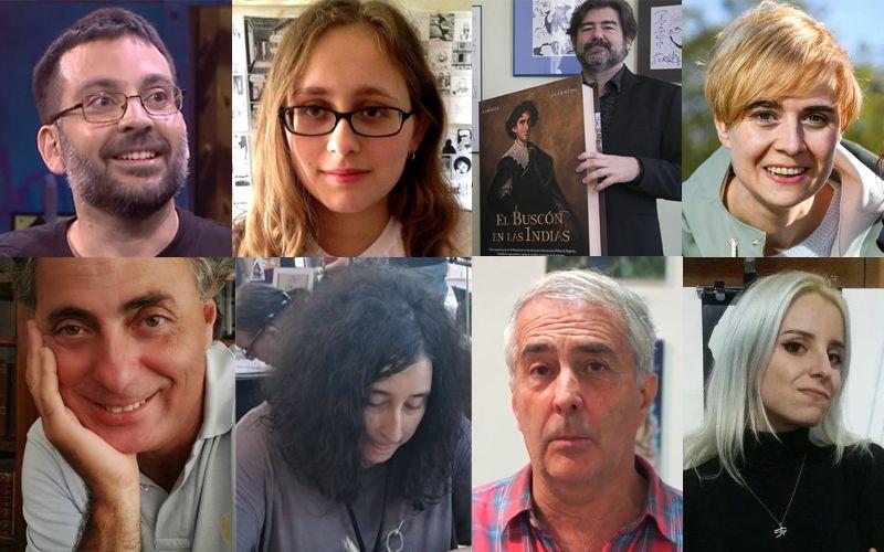 El Salón del Cómic de Tenerife entrega los premios de la Fundación Cine+Cómics en su clausura